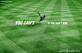 marathon sports print advert by arnold football ads of the world