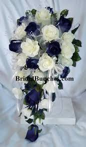 blue flowers for wedding wedding flowers navy wedding flowers