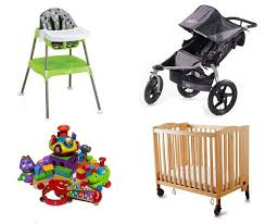 High Chair Toy Single Bob Jogger High Chair Crib Toys Bundle U2013 Bend Baby Rental