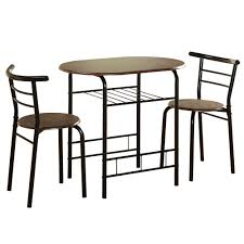 Compact Dining Table by Zipcode Design Volmer 3 Piece Compact Dining Set U0026 Reviews