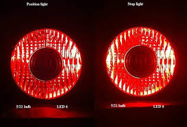 Position Light F430 Led Tail Lights Comparison And Review Ferrari Life