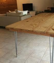 how to make a diy farmhouse fair build dining room table home