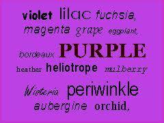 best 25 purple color names ideas on pinterest purple names