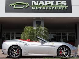 Ferrari California Convertible Gt - 2012 ferrari california
