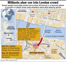 Live Attack Map London Terror Attack Live Updates 12 Arrested After Raids In