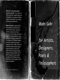 leonard koren wabi sabi for artists designers booksee org