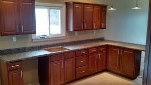 Lowes Unfinished Oak Kitchen Cabinets Kitchen Cabinets Lowes Kitchens Blackish Brown Astonishing Design