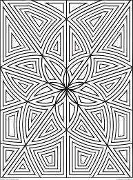 geometrip com free geometric coloring designs rectangles