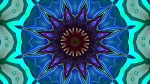 blue kaleidoscope wallpaper download wallpaper 1920x1080 patterns bright stars surface
