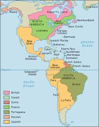 colonial america map history history geography and social studies