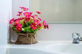 Home Floral Decor Bathroom Floral Bathroom Wall Decor Wallpaper Flower Ideas