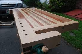Traditional Workbench Woodworking Plan Free Download by Twist On Traditional Workbench By Brent Livingwell Lumberjocks