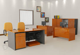 Office Furniture Table by Srkmodular
