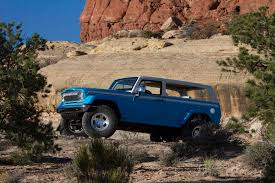 jeep cherokee chief off road jeep presents this year u0027s concept trucks at the easter jeep safari