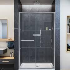 Frameless Bathroom Doors Dreamline Infinity Z 48