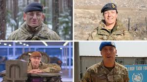 quotes for soldiers during christmas british troops stationed around the world kick off their christmas
