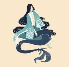 pattern illustration tumblr mermaid pattern tumblr