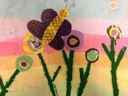 kandinsky flowers mr calvert u0027s art room happenings