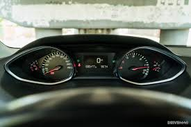 peugeot family drive peugeot 308 1 6 e hdi 115 test drive