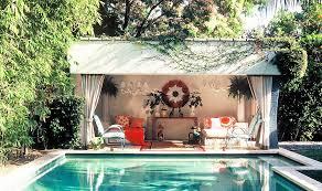 pool house anatomy of a room a picture perfect pool house one kings lane