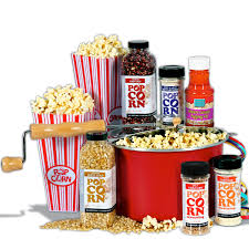 family movie night gift basket ideas christmas homemade popcorn