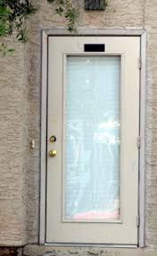Single Patio Door Efficient Doors