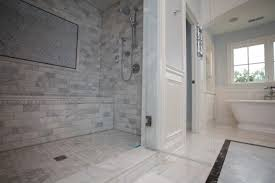 Marble Tile Bathroom by Perfect Marble Tile Bathroom On Bathroom Tiles And Paint Door