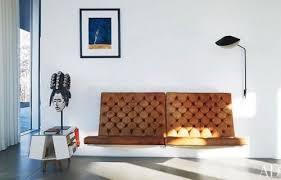 canap suspendu les meubles suspendus la solution gain de place et élégante kubic up