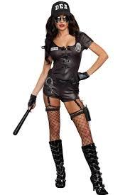 Womens Halloween Costume Dea Secret Agent Costume Women U0027s Halloween Costumes Ld