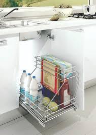 sige pull out detergent basket kitchen ideas pinterest
