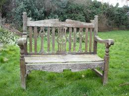 Arts And Crafts Garden - antiques atlas arts and crafts garden bench in teak