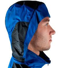 cycling jacket blue tall man windproof and waterproof cycling jacket