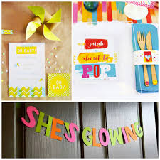 Baby Showers Ideas by 40 Baby Shower Theme Ideas Parties For Pennies