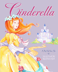 cinderella book matthew reinhart official publisher