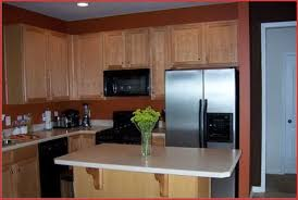 Kitchen Wall Colors With Maple Cabinets Best Colors For Kitchen Walls Warm Wall Color Match For Maple
