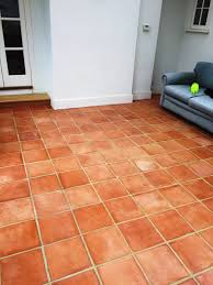 conservatory stone cleaning and polishing tips for terracotta floors
