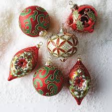 christmas ornament sets christmas ornaments christmas tree decorations frontgate