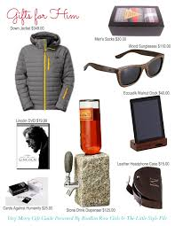 gift for him gifts for him take time for style
