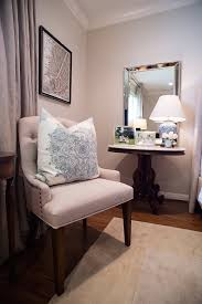 Accent Chair And Table Set Giveaway Frette Illusione Bedding Set House Of Harper
