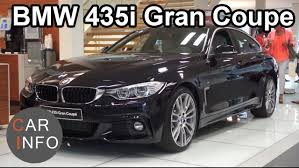 Bmw 435i M Sport Specs Bmw 435i Gran Coupe Touch U0026 Feel Review 2017 Youtube