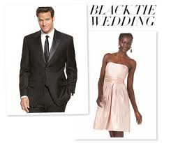 dresses for black tie wedding what should i wear to a wedding mblog macy s news reviews