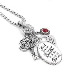 bride necklace images Mother of the bride necklace thank you for raising the girl of my JPG
