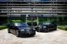 rolls royce car logo rolls royce celebrates 2016 goodwood festival of speed with a dark