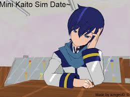 Mini Kaito Sim Date  D by azngirlJD