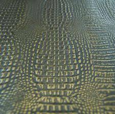Upholstery Hides Alligator Skin Leather Hides U0026 Fur Pelts Ebay