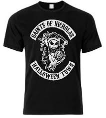 saints of nicholas town the nightmare before t