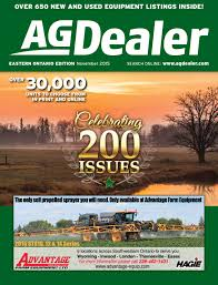 agdealer eastern ontario edition november 2015 by farm business