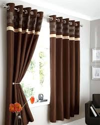 Brown Blackout Curtains Brown And Curtains Brown Blackout Curtains Best Brown And
