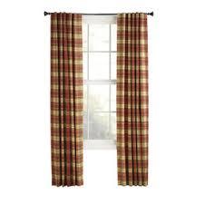 Orange Patterned Curtains Shop Curtains U0026 Drapes At Lowes Com
