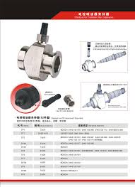 common rail injector holder diesel fuel injection pump test